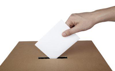 Ya toca otra vez ir a Votar…